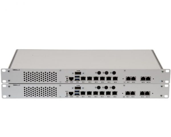 Firewall Hardware Small Cluster 3
