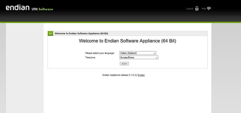 Endian UTM 5.1